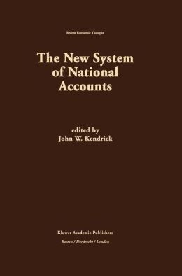 The New System of National Accounts