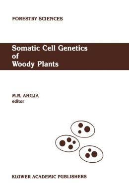 Somatic Cell Genetics of Woody Plants: Proceedings of the IUFRO Working Party S2. 04-07 Somatic Cell Genetics, held in Grosshansdorf, Federal Republic of Germany, August 10-13, 1987