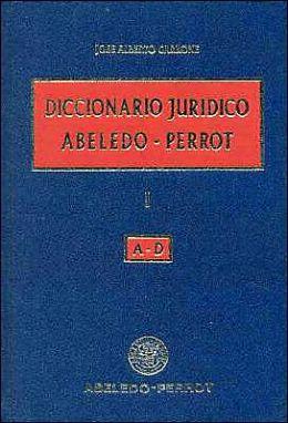 Diccionario Juridico 3 Tomos