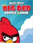 Book Cover Image. Title: Angry Birds:  Big Red Doodle Book, Author: Rovio Mobile Ltd