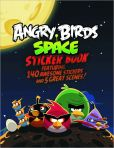 Book Cover Image. Title: Angry Birds Space Sticker Book