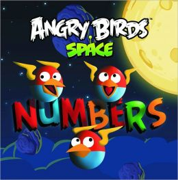 Angry Birds Space: Numbers Board Book