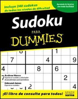 Sudoku Para Dummies