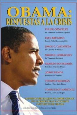 Obama: Respuestas a la crisis