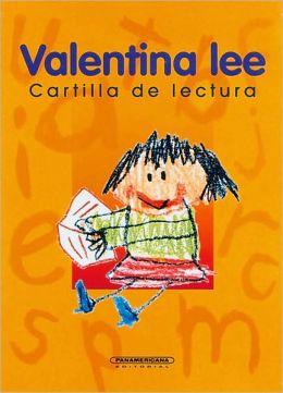 Cartilla Valentina Lee