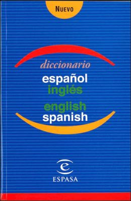 Espasa Spanish/English Dictionary