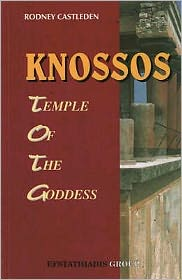 Knossos: Temple of Goddess