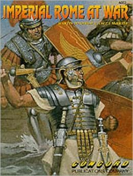 Imperial Rome at war Angus Mcbride, Martin Windrow