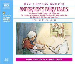 Andersen's Fairy Tales (2 Audio CDs)