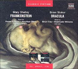Classic Thrillers (Dracula/Frankenstein)