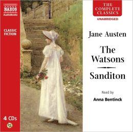 Watsons & The Sanditon (Austen / Bentinck)