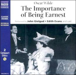 Importance Of Being Earnest (Oscar Wilde)