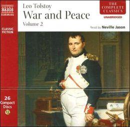 War & Peace 2 (Tolstoy / Neville)