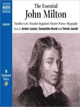 Essential John Milton