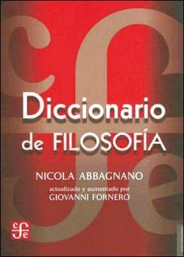 diccionario de filosofia nicola abbagnano descargar