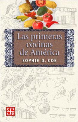 Las primeras cocinas de América