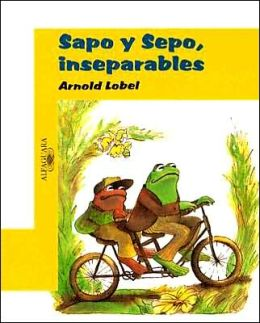 Sapo y Sepo inseparables (Frog and Toad Together)