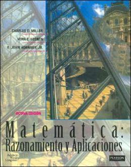 Matematica Razonamiento Y Aplicaciones - 8 Edicio
