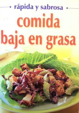 Comida Baja en Grasa - rapida y sabrosa