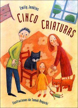 Cinco Criaturas (Five Creatures)