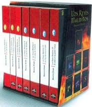 Los Reyes malditos (pack)