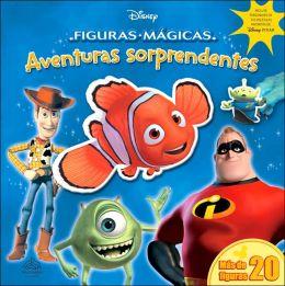 Figuras mágicas: Pixar