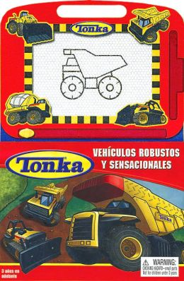 Serie Aprendizaje: Tonka, Vehiculos Robustos Y Sensacionales: Learning Series: Tonka, Tough Trucks