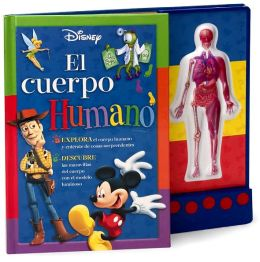 El Cuerpo Humano: Disney Light up: Human Body, Spanish-Language Edition