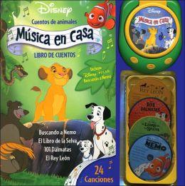 Musica en casa: Disney, Cuentos de Animales: Music Player: Animal Friends