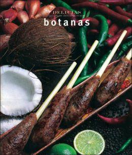 Serie delicias: Botanas