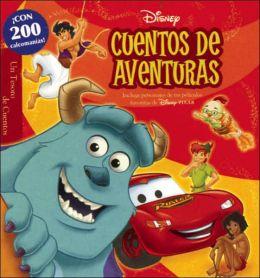 Disney Tesoro de cuentos: Cuentos de Aventuras