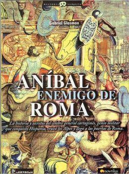Aníbal enemigo de Roma
