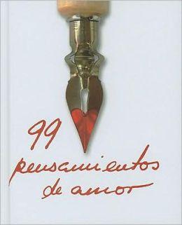99 pensamientos de amor