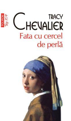 Fata cu cercel de perla (Romanian edition)