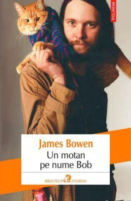 Un motan pe nume Bob (Romanian edition)