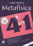Book Cover Image. Title: Metafisica 4 en 1 Volumen 1, Author: Conny Mendez