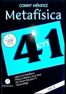 Metafisica 4 en 1 vol. II
