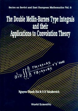 The Double Mellin-Barnes Type Integrals and Their Application to Convolution Theory