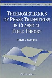 Thermomechanics of Phase Transitions in Classical Field Theory