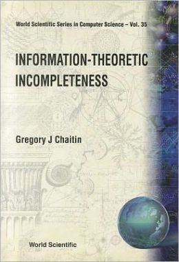 Information-Theoretic Incompleteness