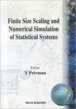 Finite Size Scaling and Numerical Simulation of Statistical Systems