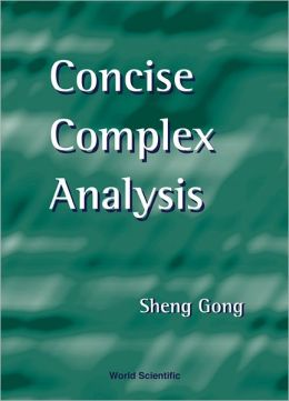 Concise Complex Analysis