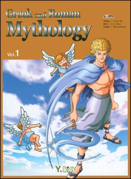 Greek and Roman Mythology, Vol. 1 (Educational Manga Series)