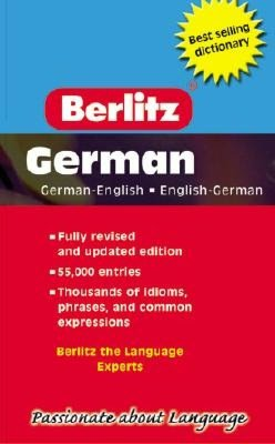 Berlitz German: German-English/English-German