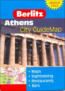 Berlitz City GuideMaps: Athens