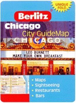 Berlitz City GuideMap: Chicago