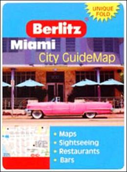 Berlitz City GuideMapBerlitz City GuideMap Series: Miami