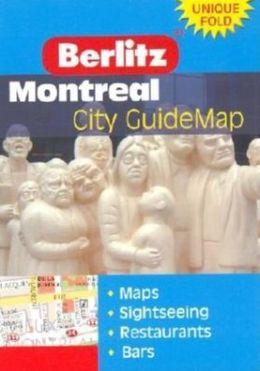 Berlitz City GuideMaps: Montreal
