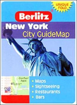 Berlitz City GuideMap: New York