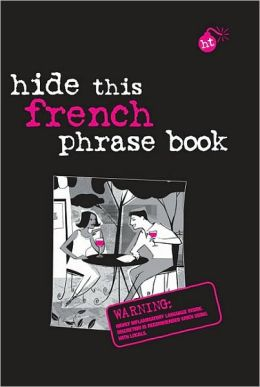 Berlitz Hide This Phrase Book: French